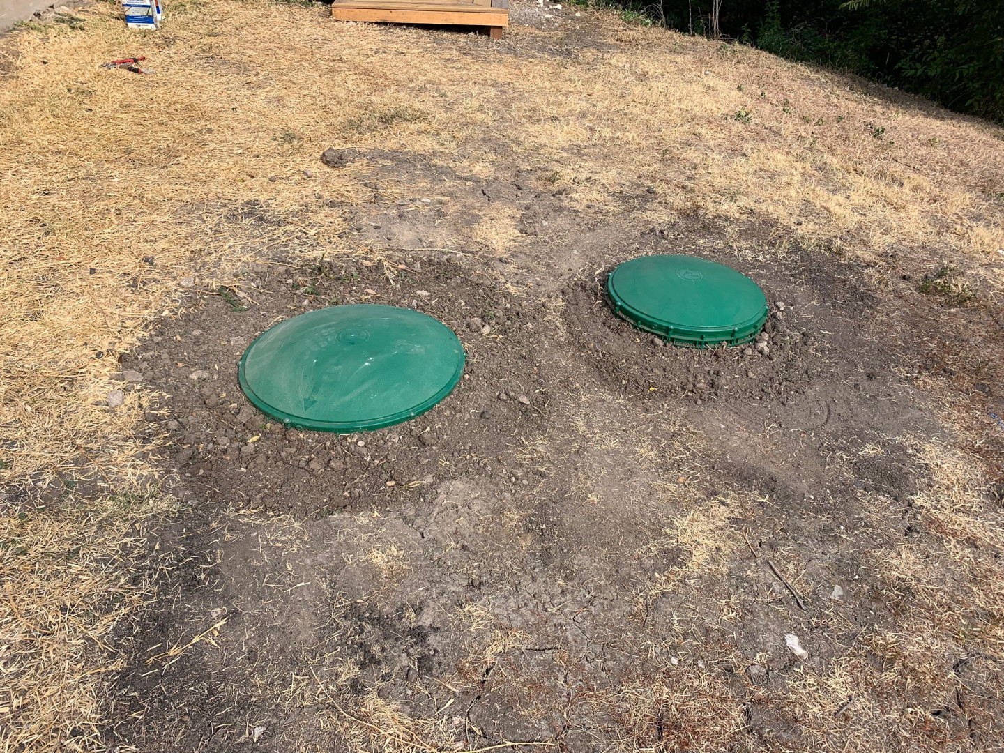 Is Your Septic Tank Lid Broken or Are You Tired of Digging Fees?